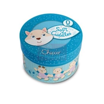 Chicco Szundikendő plüss #kék