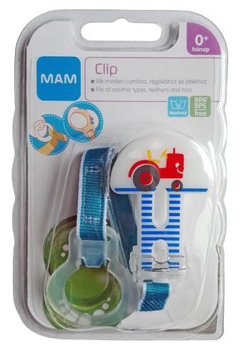 MAM Cumitartó szalag #Clip