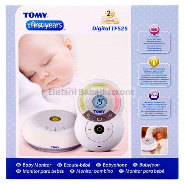 TOMY Digitális babaőrző készülék #TF525