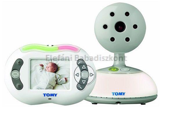 TOMY Videós babaőrző #TFV600