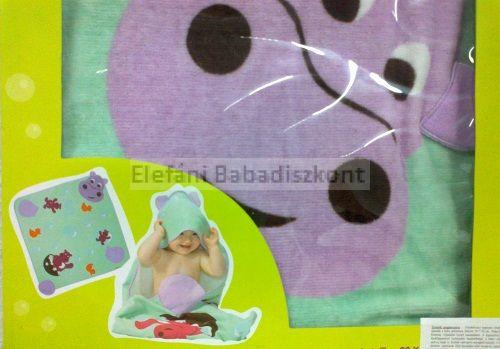 Babymoov Dobozos fürdőlepedő #Hippo