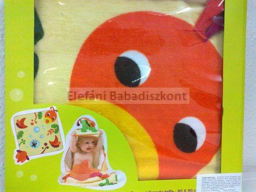 Babymoov Dobozos fürdőlepedő #Madár