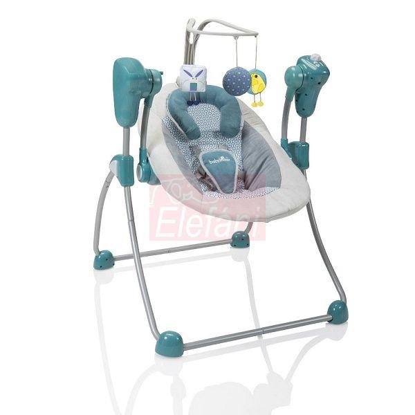 Babymoov Swoon Bubble elektromos babahinta