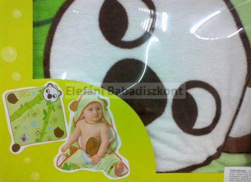 Babymoov Dobozos fürdőlepedő #Panda