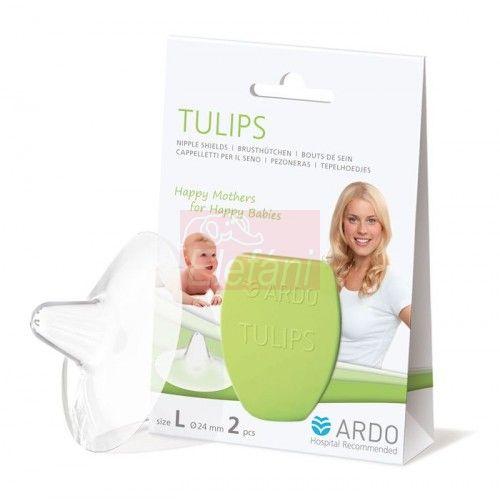 ARDO Tulips bimbóvédő #L