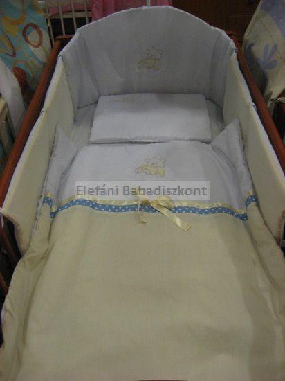 Baby Dream 3 részes Exkluzív bébi ágynemű garnitúra