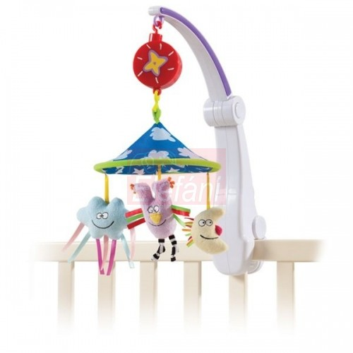 Taf Toys Travel mobile zenélő-forgó #11545