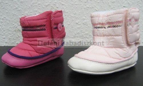 iDO Miniconf Kocsicipő bélelt #lány