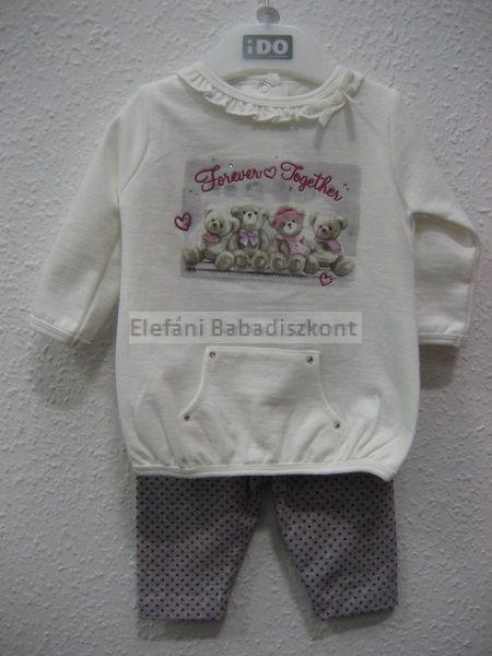 iDO Miniconf 2 részes Lány garnitúra #4f-550