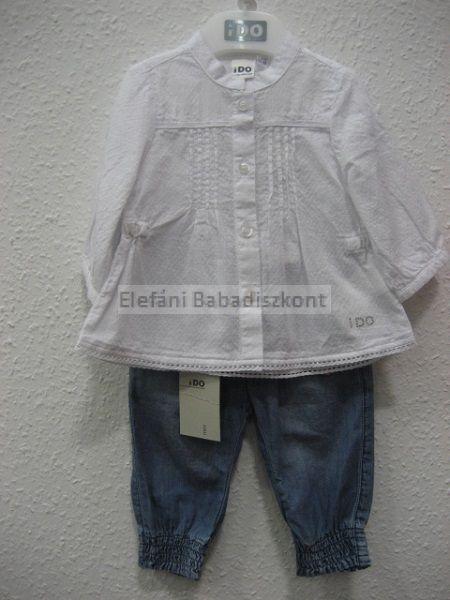 iDO Miniconf 2 részes Lány garnitúra #4g-146