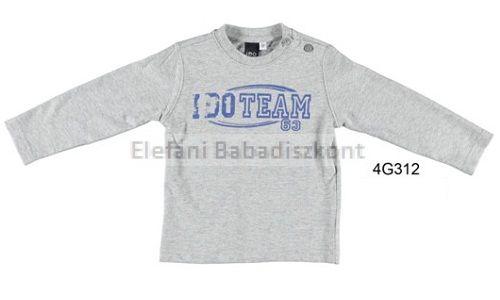 iDO Miniconf hosszú ujjú póló #fiú