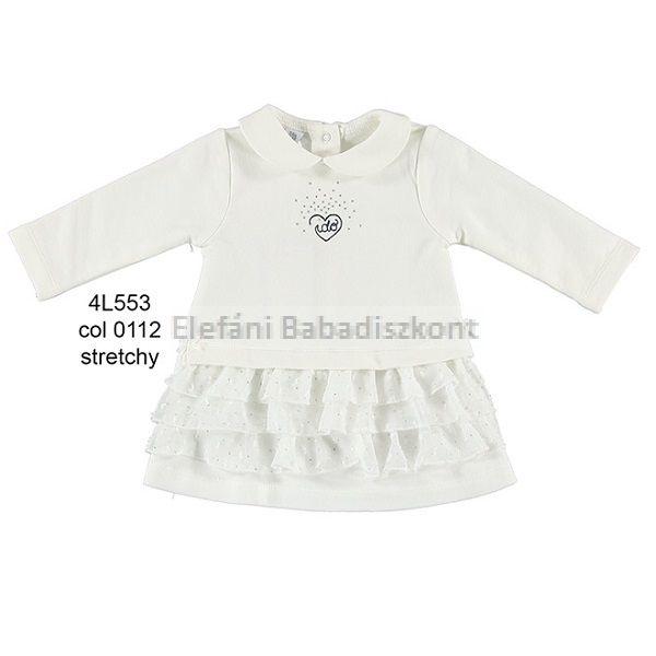 iDO Miniconf Lányka ruha #4L553