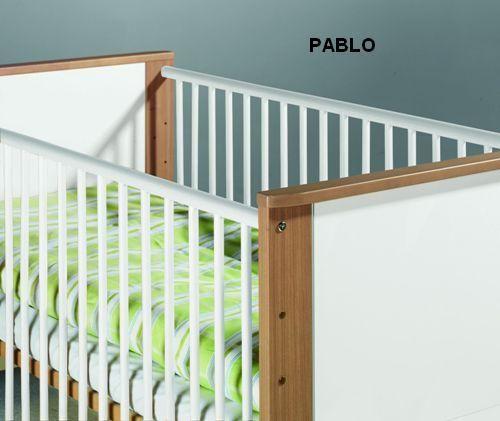 Wellemöbel Pablo Kiságy 70x140cm.