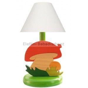 Gabeliz Fa éjjeli lámpa #gomba