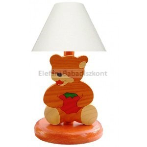 Gabeliz Fa éjjeli lámpa #maci málnás