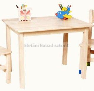 Gabeliz Gyermek asztal #natur