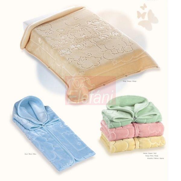 Baby Perla Puha takaró #520 Pink