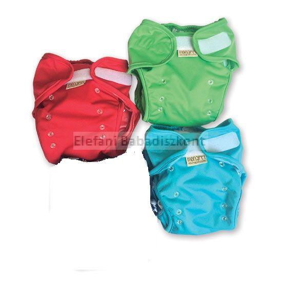 Monapel MonaWrap Plus egyméretes pelenka külső #színes