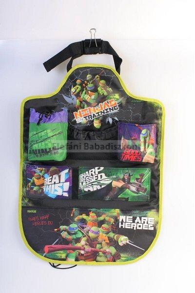 Autós rendezőtáska Nickelodeon #Teknősök