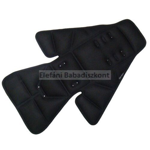 Micralite Babakocsi ülésbetét #Black