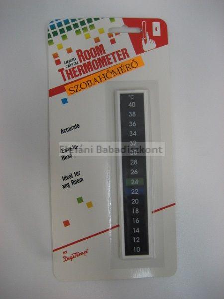 Szoba hőmérő