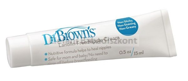 Dr Brown's Bimbóvédő krém #15 ml