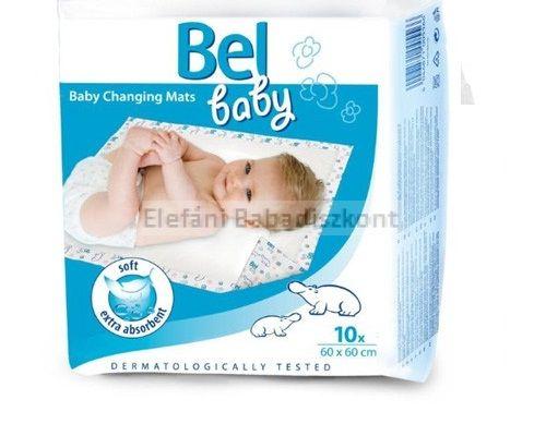 Bel baby Pelenkázó alátét #10db