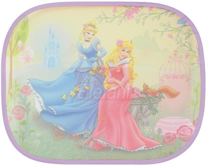 Napellenző Hercegnők 2db #7023015