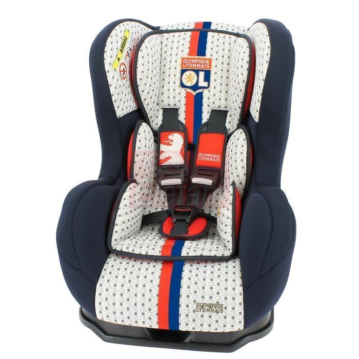 Nania Disney Cosmo SP autósülés 0-18 kg #Olympique Lyon
