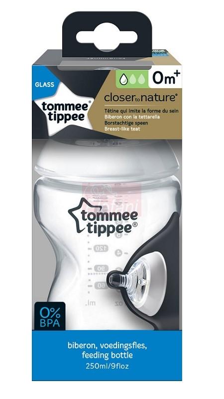 Tommee Tippee ctn üveg cumisüveg #250ml