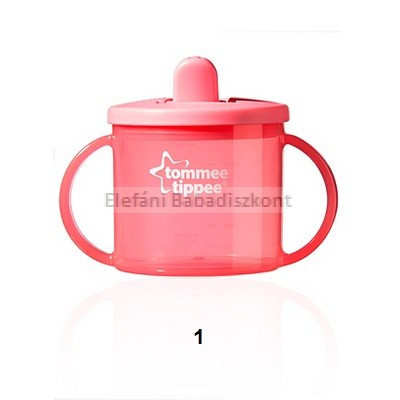 Tommee Tippee Essential Basics First Cup #4+