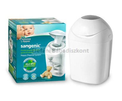 Tommee Tippee Sangenic Nappy Disposal System pelenkacsomagoló