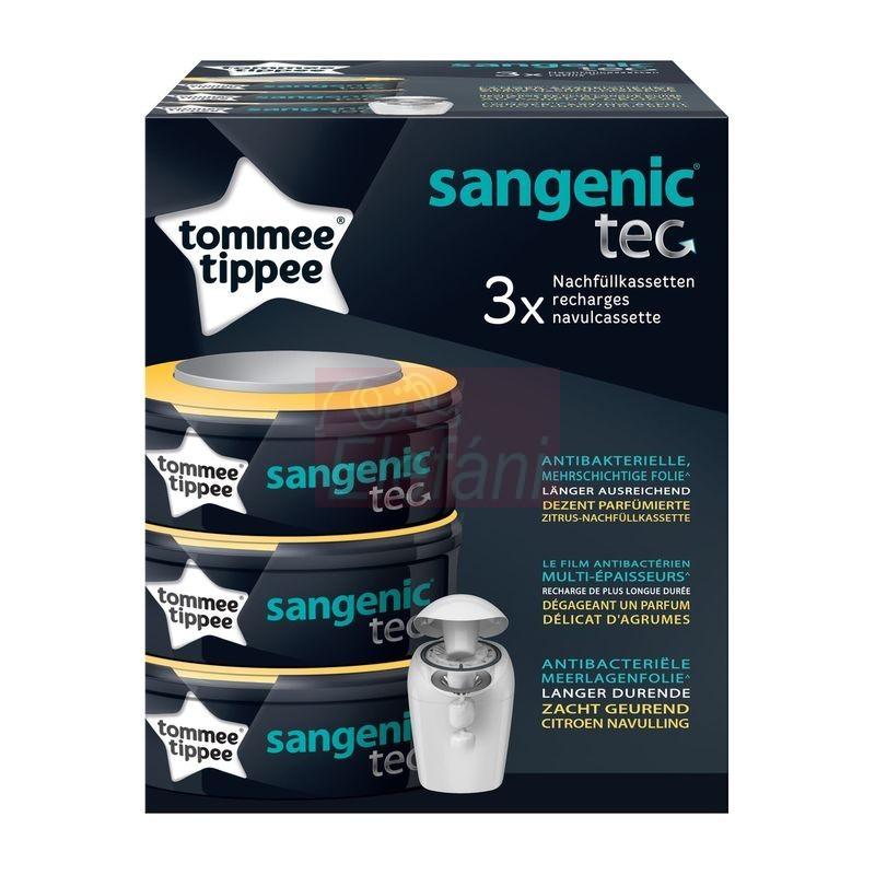 Tommee Tippee Sangenic TEC utántöltő #3db