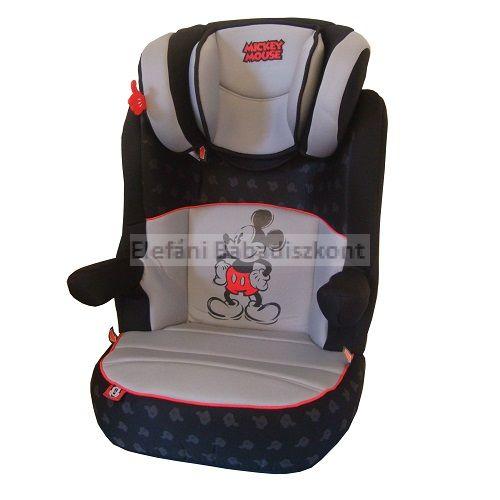 Nania Disney R-Way autósülés 15-36kg #Mickey