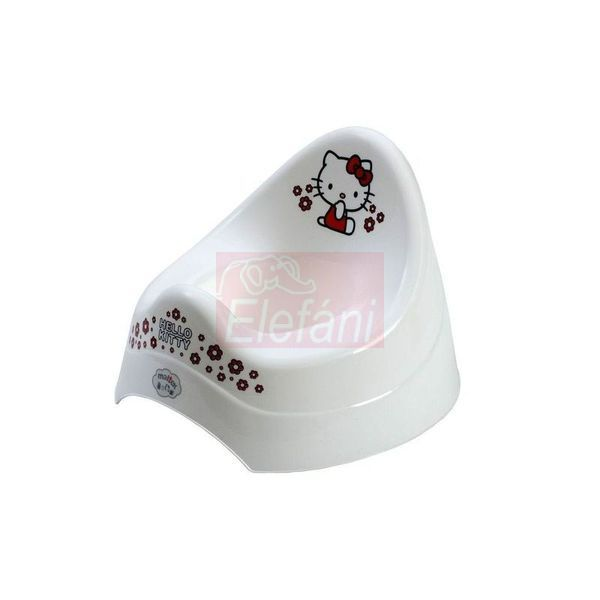 Maltex Hello Kitty Zenélő bili #White