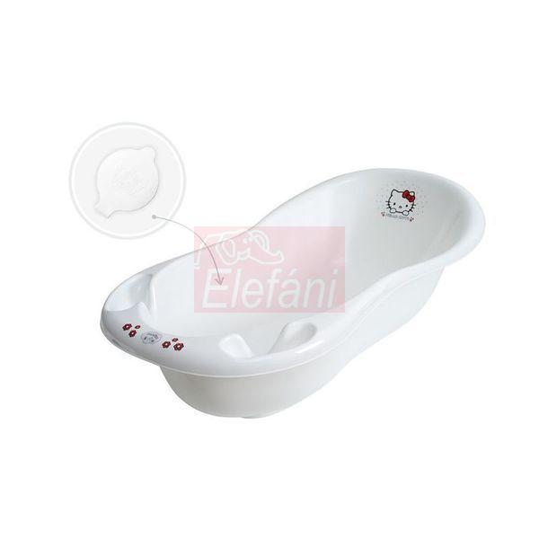 Maltex Hello Kitty babakád vízleengedős fehér #100cm