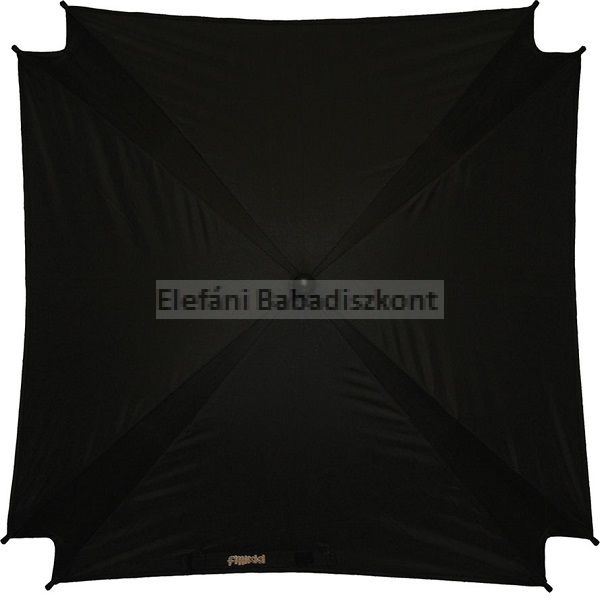 Fillikid Napernyő XL 50+ UV szűrős #Fekete