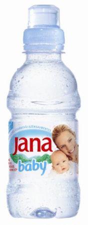 Jana Baby Ásványvíz AKCIÓS! #0,25 L