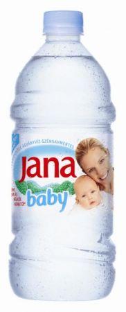 Jana Baby Ásványvíz AKCIÓS #1 L