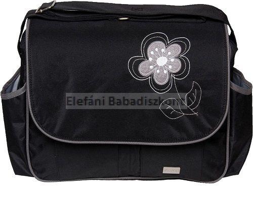 Fillikid Pelenkázó táska Viola 8332-06 #Fekete