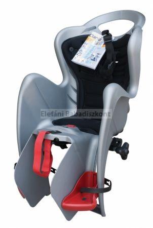 Bellelli Kerékpár ülés #szürke