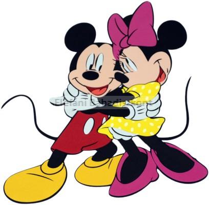 Marko falidekor habszivacs #Minnie/Mickey