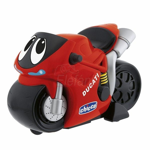 Chicco Turbo Touch Ducati kismotor