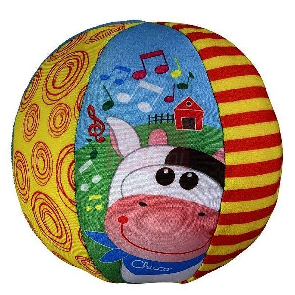 Chicco Puha zenélő labda