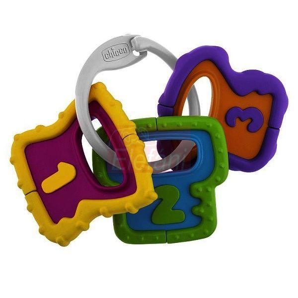 Chicco Karikás kulcsos rágóka