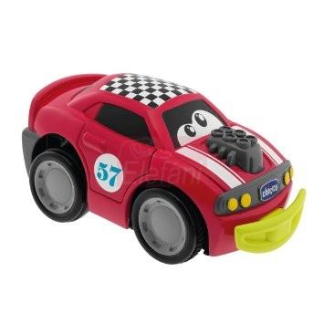 Chicco Turbo Touch Crash kisautó #Red