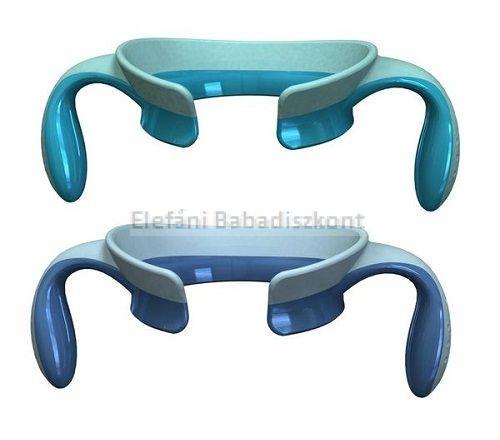 Chicco Step Up cumisüveg fogantyú 2db #s.kék-v.kék