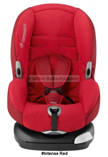 maxi cosi priori xp aut s l s 9 18 kg intense red. Black Bedroom Furniture Sets. Home Design Ideas