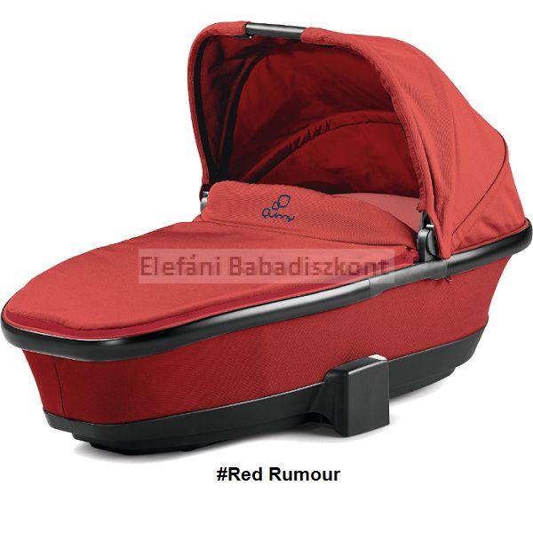Quinny Moodd-Buzz mózeskosár #Red Rumour