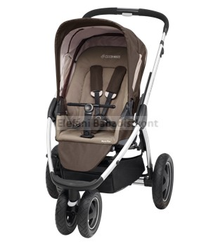 Maxi-Cosi Mura Plus 3 babakocsi #Walnut Brown